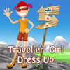 Traveller Girl dress up